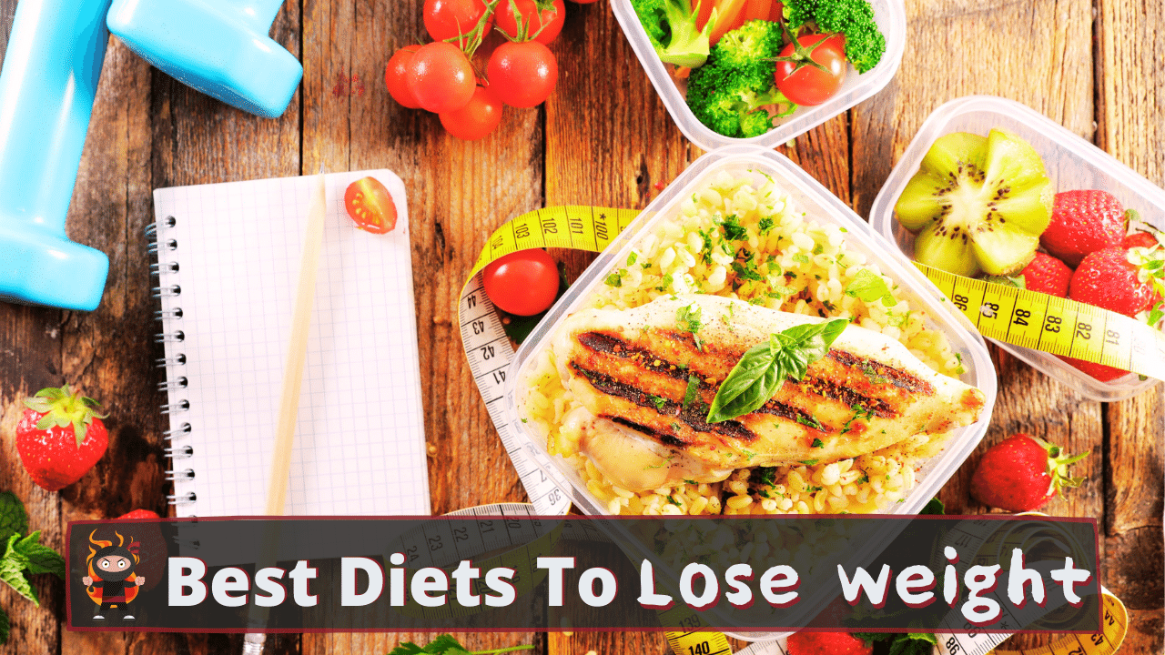 Best Diets To Lose Weight