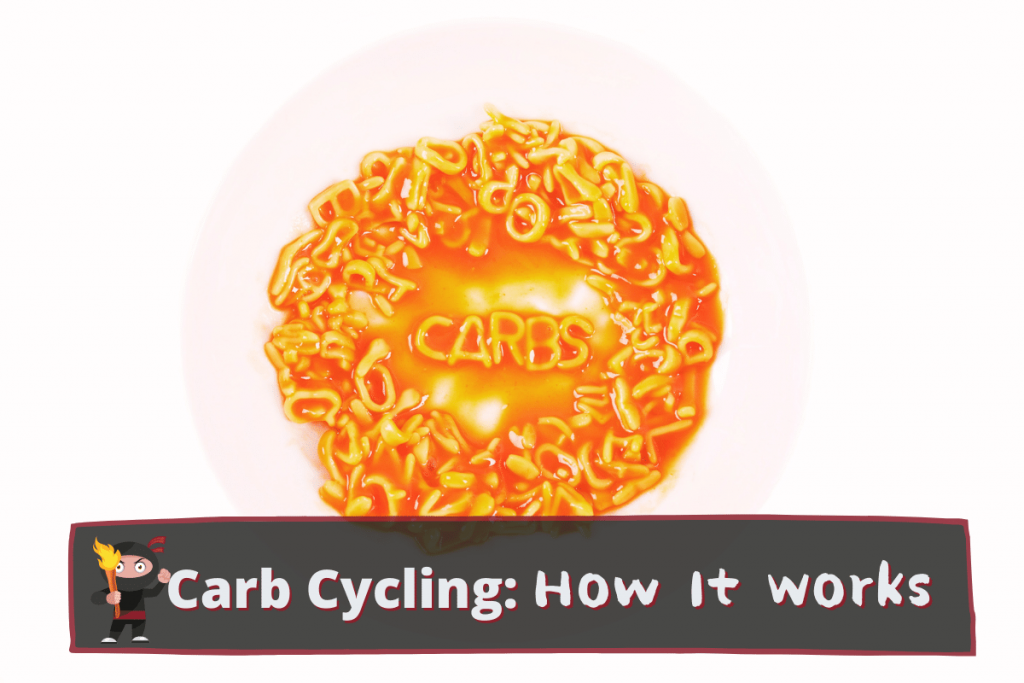 how does carb cycling work